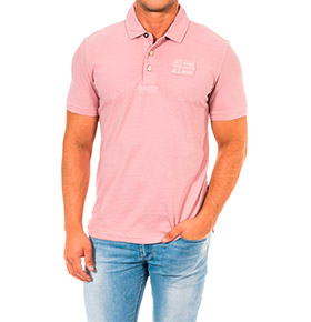 Polo Napapijri® Basic | Rosa