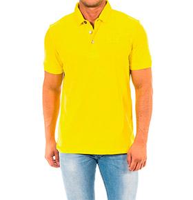 Polo Napapijri® Basic | Amarelo