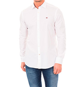 Camisa Napapijri® Branco