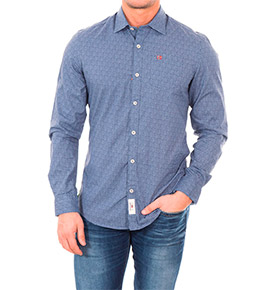 Camisa Napapijri® | Azul