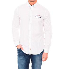 Camisa Napapijri® 1987 | Branco