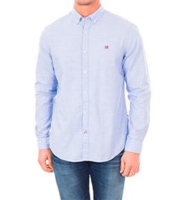 Camisa Napapijri® | Azul Claro