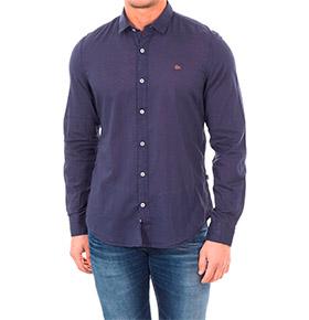 Camisa Napapijri® Azul Navy