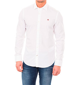 Camisa Napapijri® Basic | Branco