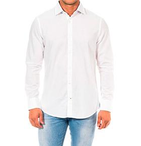 Camisa Napapijri® Branco Básico