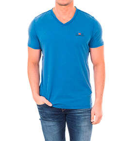 T-shirt Napapijri® Azul