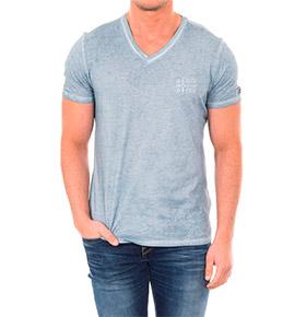 T-shirt Napapijri® Azul Claro