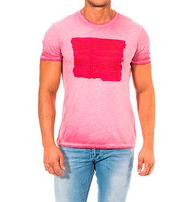 T-shirt Napapijri® Rosa