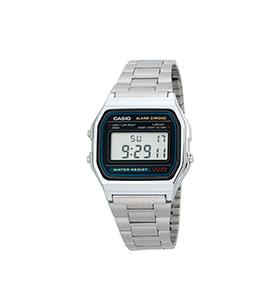 Relógio Casio® Retro Vintage   A158WA-1D