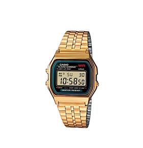 Relógio Casio® Retro Vintage   A159WGEA-1EF