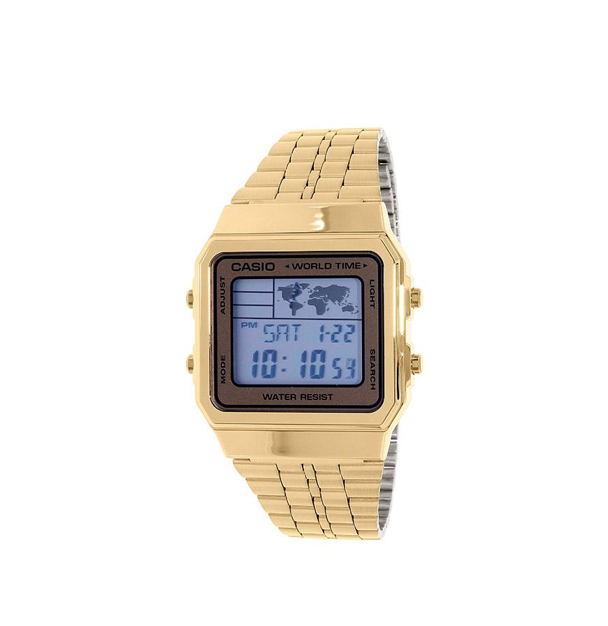 Relógio Casio® Retro Vintage   A500WGA-9D