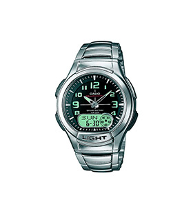 Relógio Casio® Collection   AQ-180WD-1B