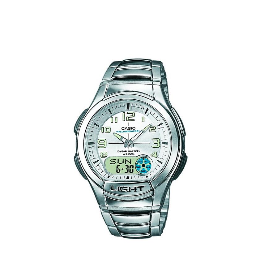Relógio Casio® Collection   AQ-180WD-7B
