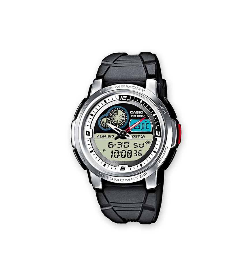 Relógio Casio® Sports   AQF-102W-7B
