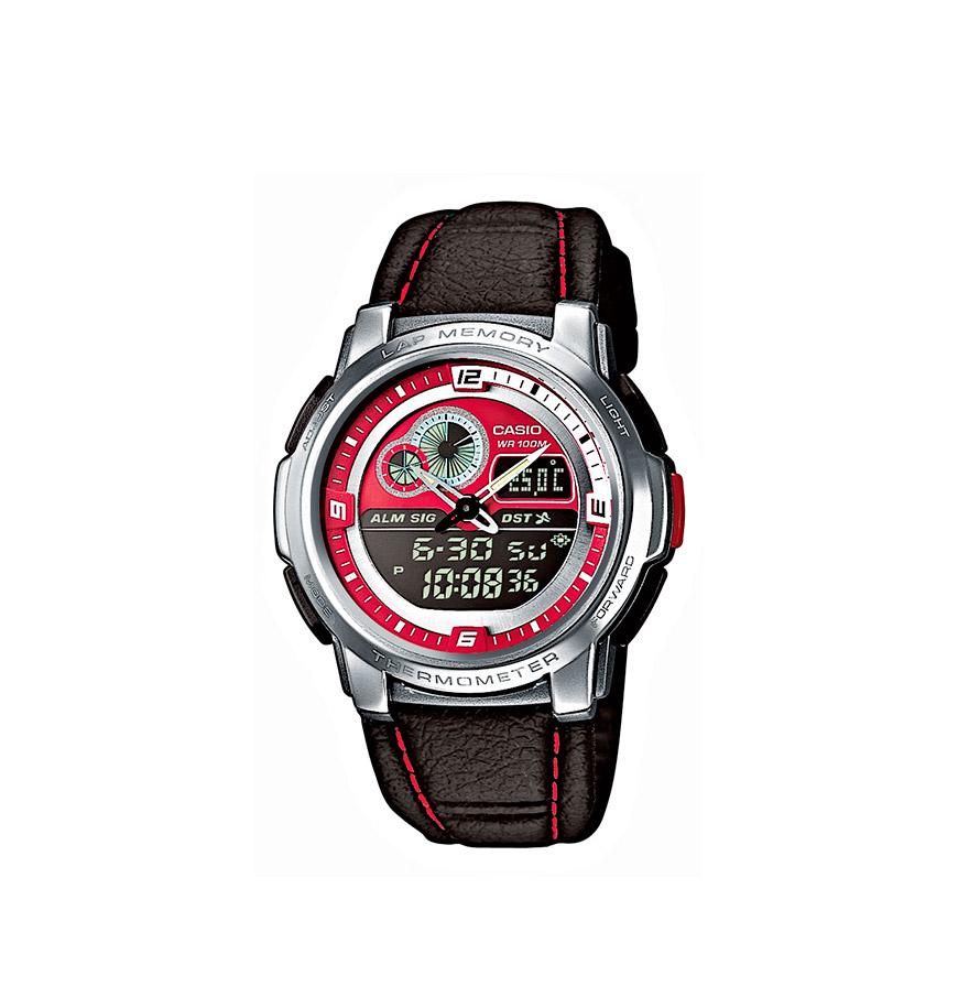 Relógio Casio® Sports   AQF-102WL-4B