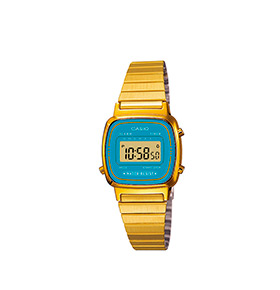 Relógio Casio® Retro Vintage | LA670WGA-2D