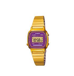 Relógio Casio® Retro Vintage | LA670WGA-6D