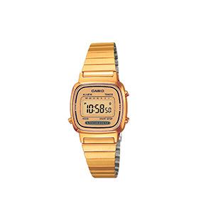 Relógio Casio® Retro Vintage | LA670WGA-9D