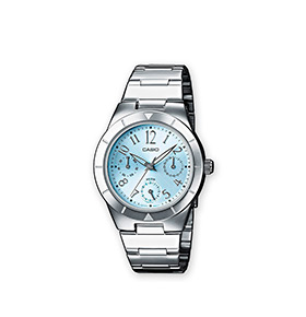 Relógio Casio® Collection | LTP-2069D-2A2