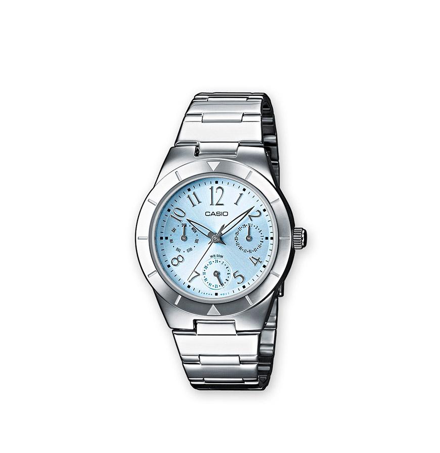 Relógio Casio® Collection | LTP-2069D-2A2