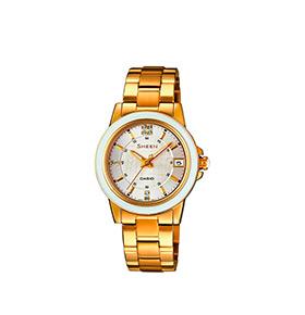 Relógio Casio® Sheen   SHE-4512G-7A