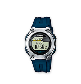 Relógio Casio® Sports   W-211-2A