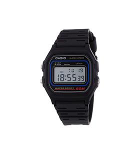 Relógio Casio® Retro Vintage   W-59-1V