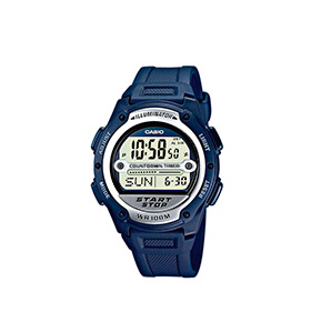 Relógio Casio® Sports   W-756-2A