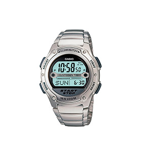 Relógio Casio® Sports | W-756D-7A