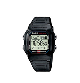 Relógio Casio® Retro Vintage | W-800H-1A