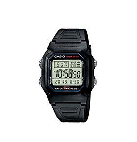 Relógio Casio® Retro Vintage   W-800H-1A