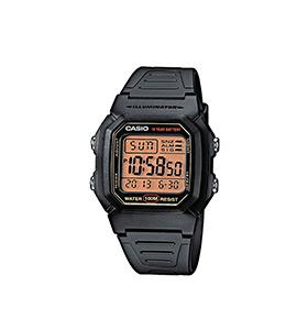 Relógio Casio® Retro Vintage   W-800HG-9A