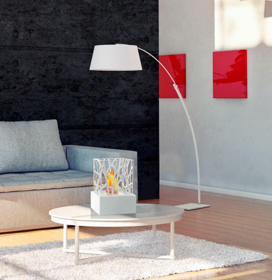 Biolareira Branca Amaltea | Interior e Exterior