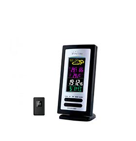 Estação Meteorológica WS03 | Relógio, Alarme, Tempo e Data