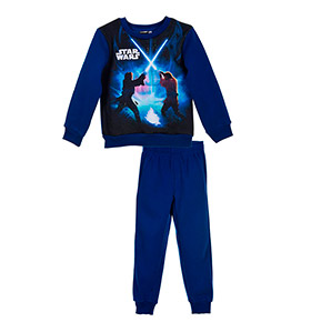 Jogging Star Wars | Azul
