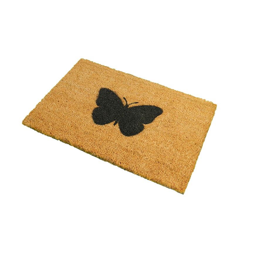 Tapete de Entrada Artsy  Doormats®   Borboleta