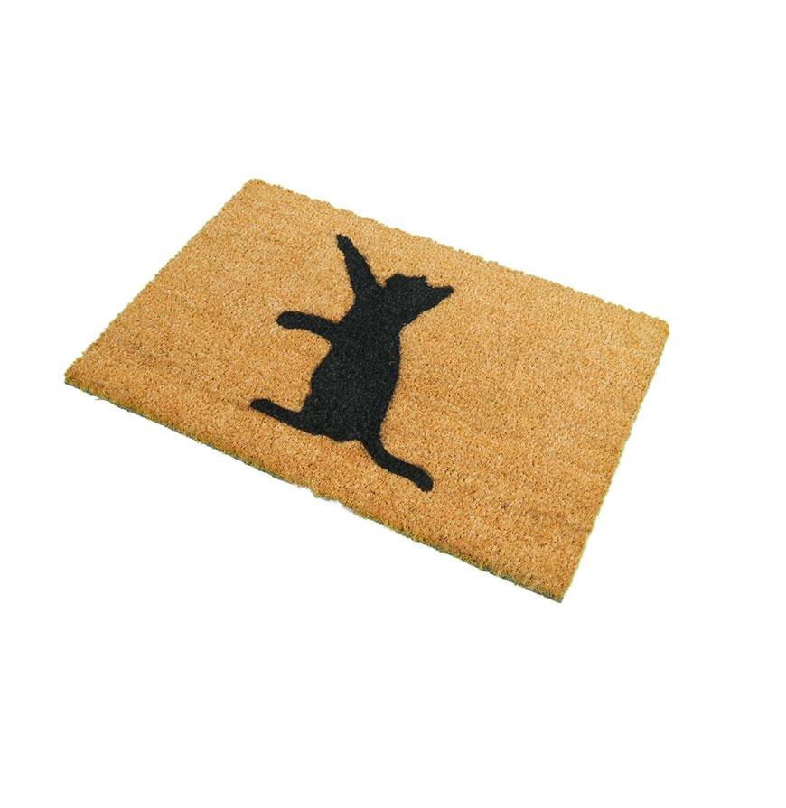 Tapete de Entrada Artsy  Doormats®   Gato