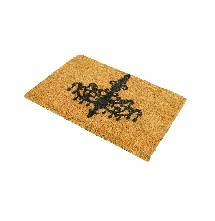 Tapete de Entrada Artsy  Doormats® | Candeeiro