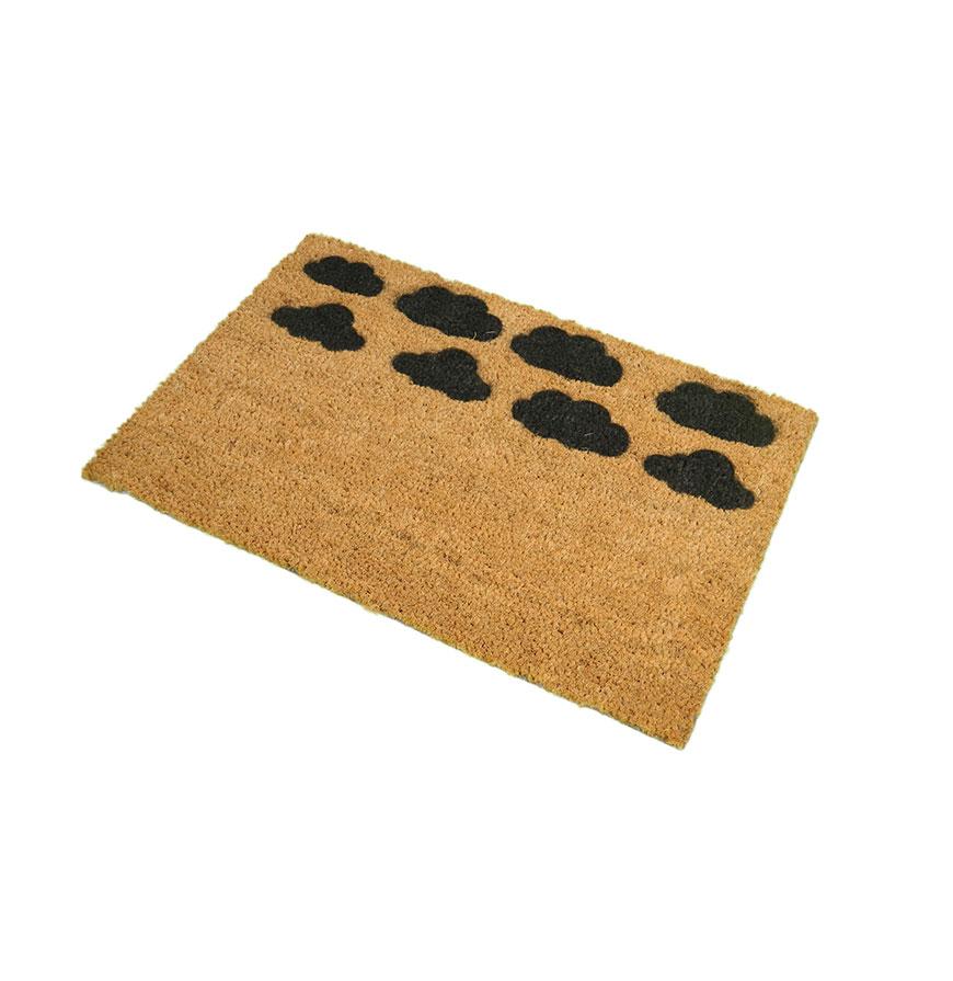 Tapete de Entrada Artsy  Doormats® | Nuvens