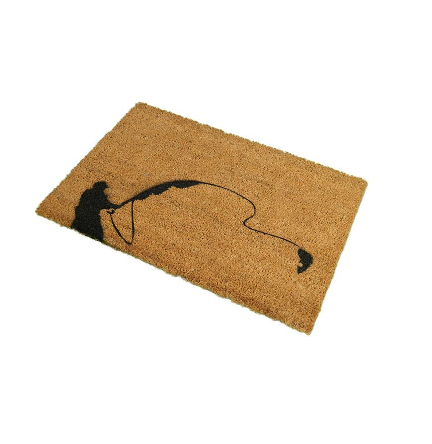 Tapete de Entrada Artsy  Doormats® | Pesca