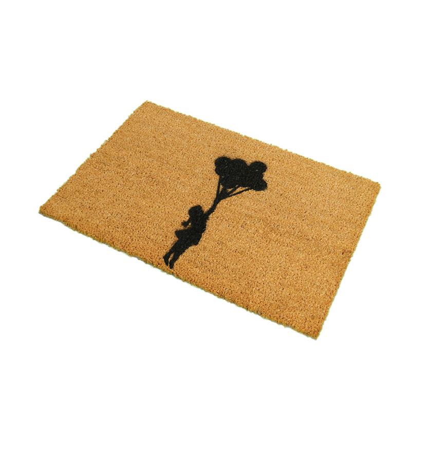 Tapete de Entrada Artsy  Doormats®   Voar