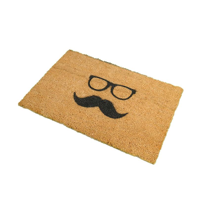Tapete de Entrada Artsy  Doormats®   Óculos