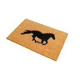 Tapete de Entrada Artsy  Doormats® | Cavalo