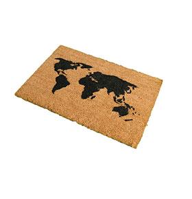 Tapete de Entrada Artsy  Doormats® | Mapa
