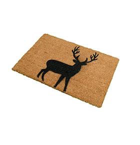 Tapete de Entrada Artsy  Doormats® | Veado