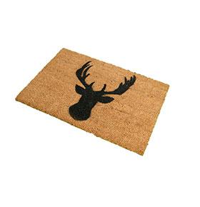Tapete de Entrada Artsy  Doormats® | Cabeça Veado
