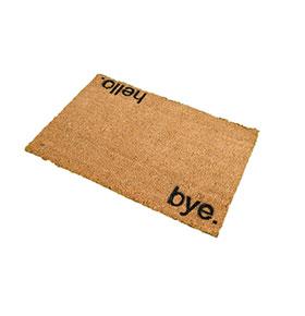 Tapete de Entrada Artsy  Doormats® | Hello