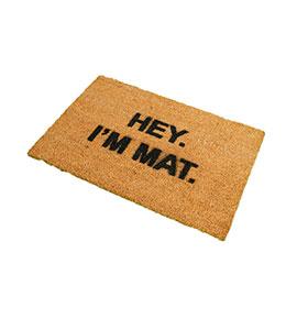 Tapete de Entrada Artsy  Doormats® | Im Mat
