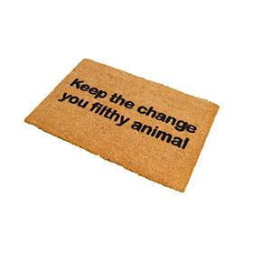 Tapete de Entrada Artsy  Doormats® | Keep