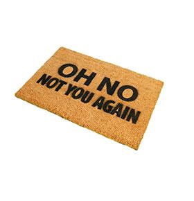 Tapete de Entrada Artsy  Doormats® | Oh No